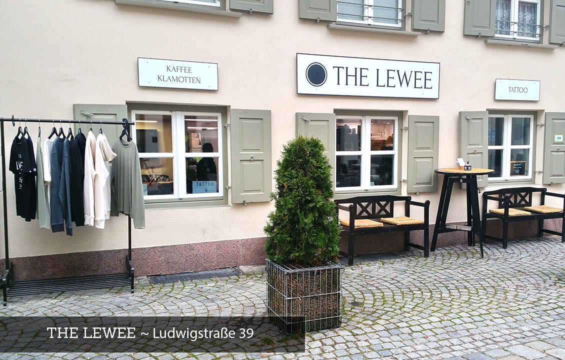 THE LEWEE - Ludwigstraße 39, Kaufbeuren